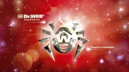 Виртуальные награды за репосты новостей Dr.Web  «ВКонтакте»